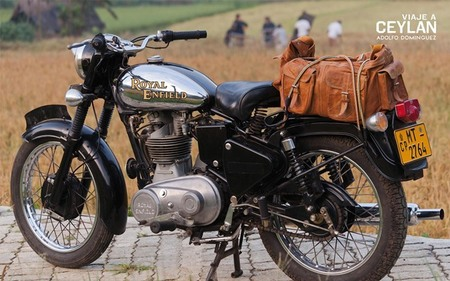 Royal Enfield by Adolfo Domínguez