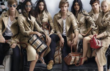 Burberry Spring Summer 2014 Campaign