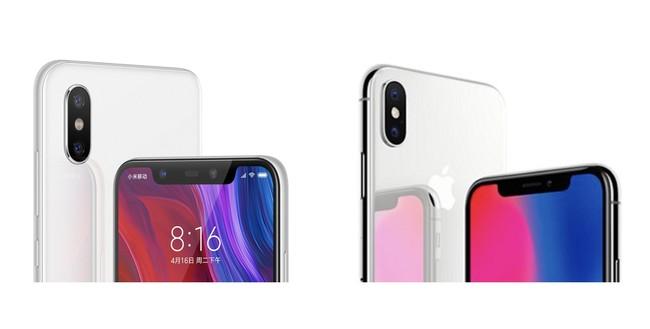 Xiaomi pone la fotocopiadora en marcha y fusila (también) el iPhone X sin reparo