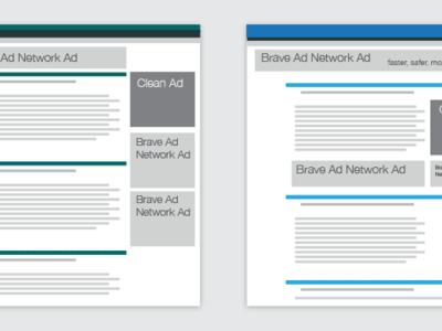 La polémica propuesta del navegador Brave: sustituir los ads de las webs por otras propias