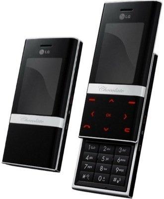 LG KE800, sucesor del Chocolate