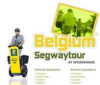 Descubre Amberes y Bruselas a bordo de un Segway
