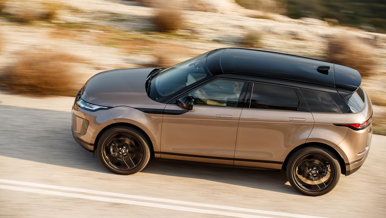 Foto de Range Rover Evoque 2019 (1/45)