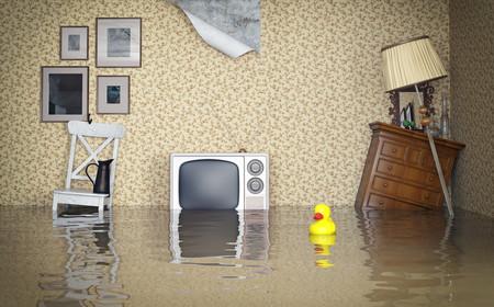 El agua puede generar más catástrofes en tu hogar de las que te imaginas