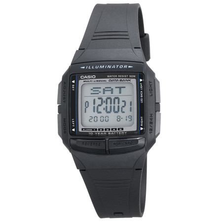 Reloj Casio Databank por 19,99 euros en Amazon