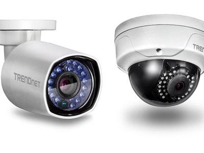 Estas son las nuevas cámaras de seguridad de TRENDnet para ayudarte a vigilar tu hogar