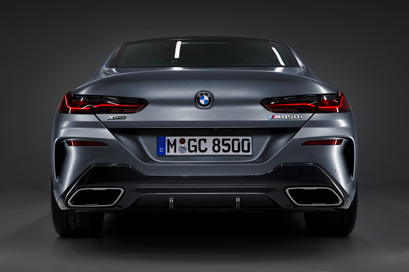 Foto de BMW Serie 8 Gran Coupé (presentación) (32/159)