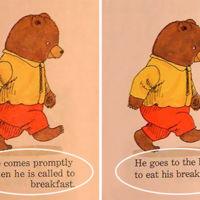 Hasta en el desayuno
