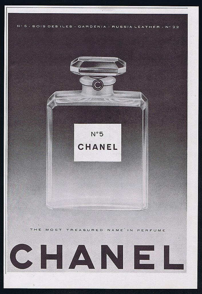 Foto de Chanel No. 5 - publicidad del 30 al 60 (19/61)