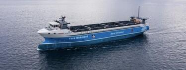 Yara Birkeland, el primer buque de carga totalmente eléctrico y autónomo está listo para surcar los mares