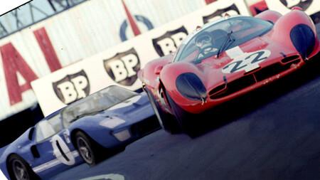 Ferrari Ford Le Mans 1966