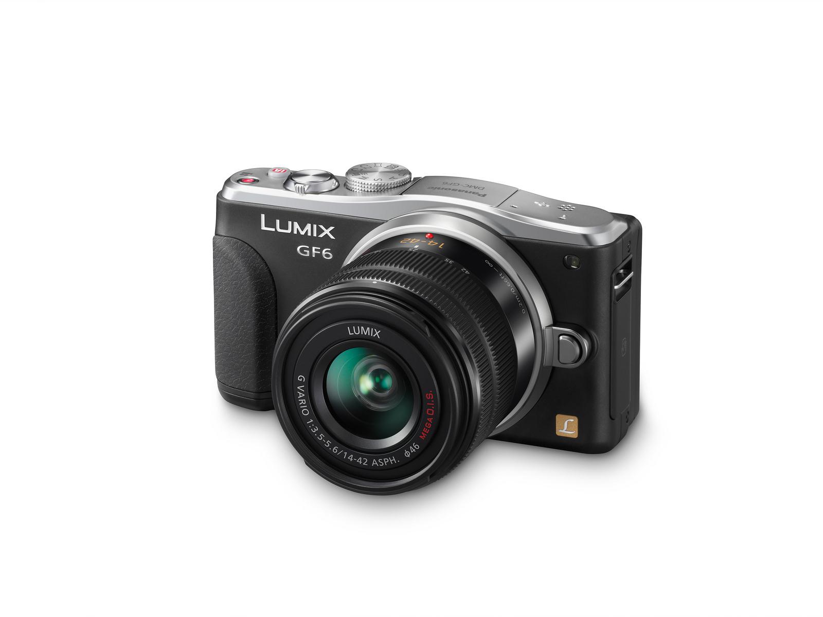 Foto de Panasonic Lumix GF6 en México (6/7)