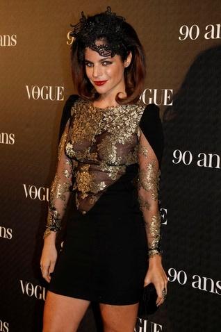 Foto de Fiesta de máscaras 90 aniversario Vogue París (7/12)