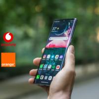 Precios LG Velvet 5G con Orange y Vodafone desde 480 euros