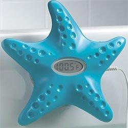 Una estrella de mar para la bañera