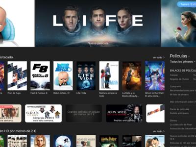 Apple y la industria del cine se esfuerzan en acordar la descarga anticipada de películas de estreno en iTunes