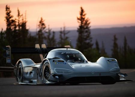 Volkswagen Id R El Vehiculo Electrico Mas Rapido 1
