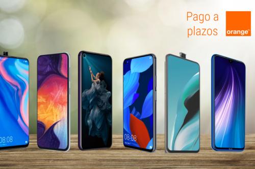 Qué móvil comprar a plazos en Orange: los mejores smartphones entre 100 y 500 euros
