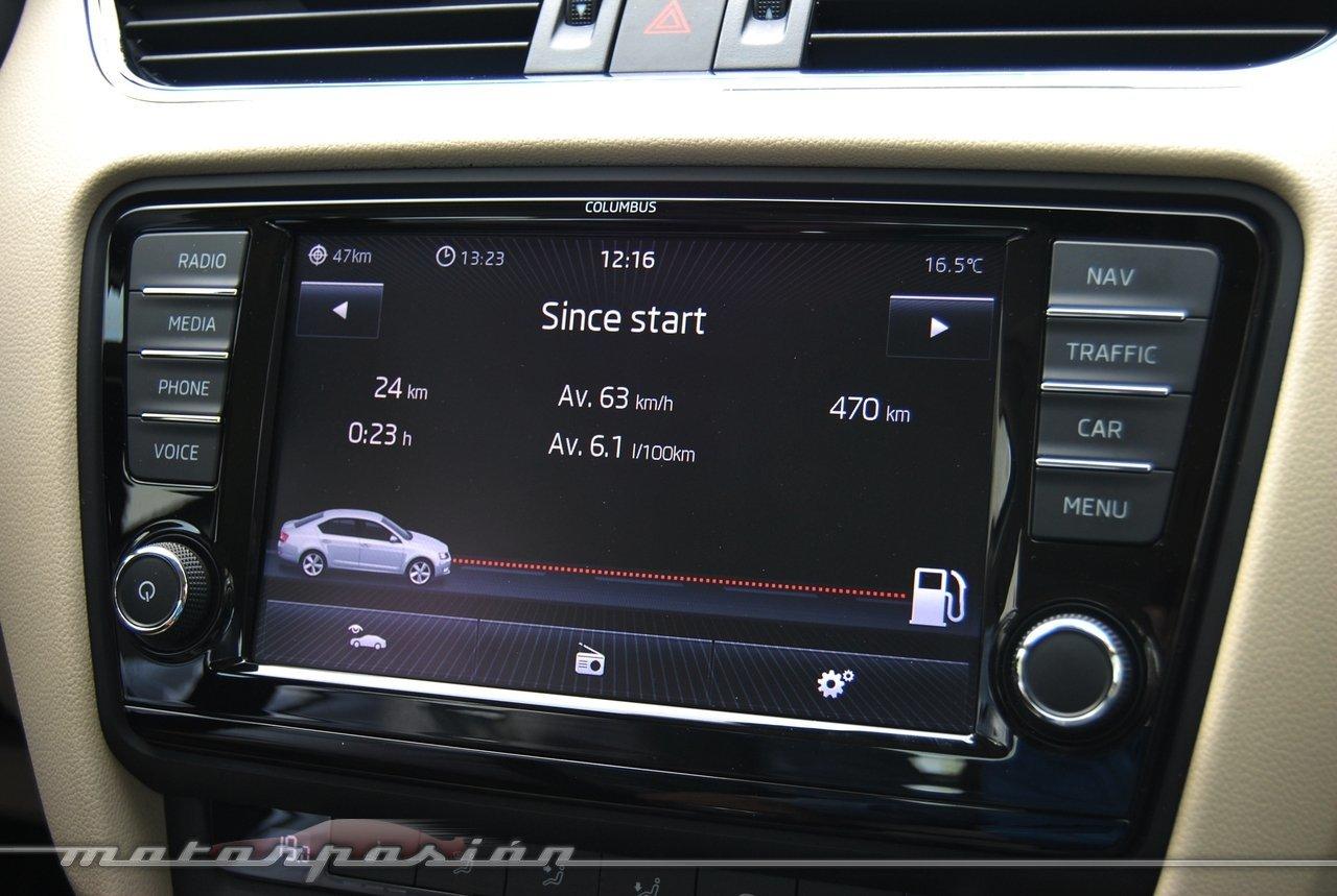 Foto de Škoda Octavia 2013 (presentación) (50/58)