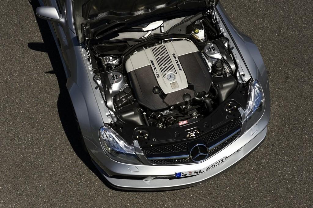Foto de Mercedes-Benz SL 65 AMG Black Series (35/44)