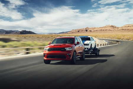 Dodge Durango Rt Srt 2021 15