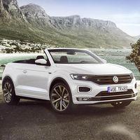 Volkswagen T-Roc Cabrio, otro SUV descapotable para convencerte de que no es tan mala idea