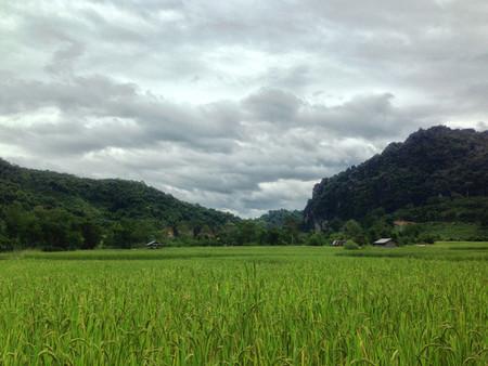 Muang Ngoi, tranquilidad y naturaleza en las montañas de Laos