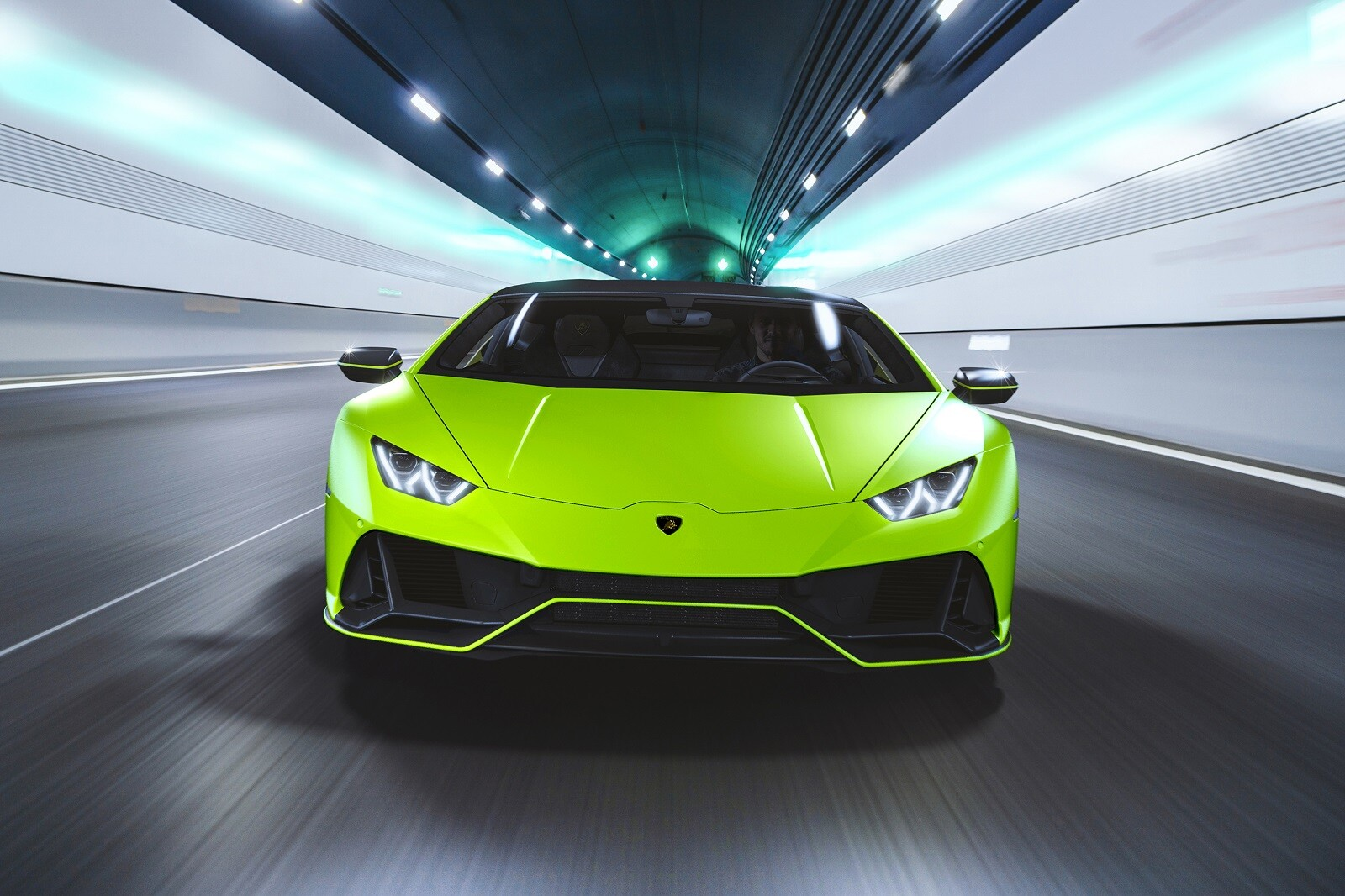 Foto de Lamborghini Huracán EVO Fluo Capsule (13/26)