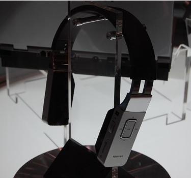[CES 2007] Auriculares Bluetooth de Toshiba