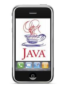 Sun llevará Java al iPhone e iPod Touch