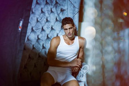 Fabio Mancini Incanto Underwear Campaign Behind The Scenes 001