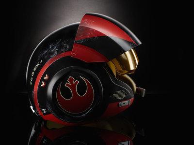 Este casco de Poe Dameron es el perfecto juguete 'Star Wars' para niños (y no tan niños) [Actualizada]