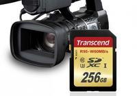 Transcend ya tiene tarjetas SDXC UHS-I Speed Class 3 de 256 gigabytes