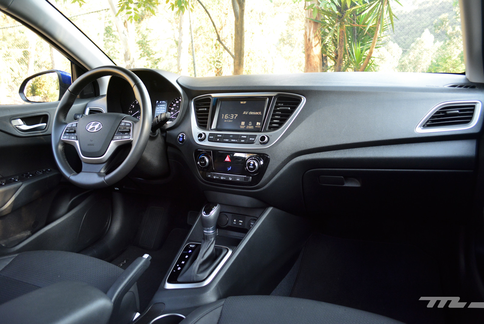 Foto de Hyundai Accent (prueba) (10/19)
