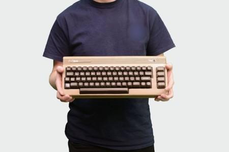 Vuelve el mítico Commodore 64 con THE 64. ¡También en formato portátil!