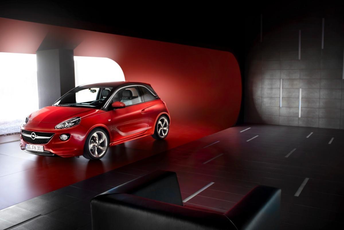 Foto de Opel Adam (28/50)
