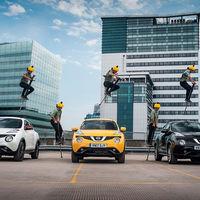 La nueva JukeCam capta en video un Récord Guinness de salto en pogo
