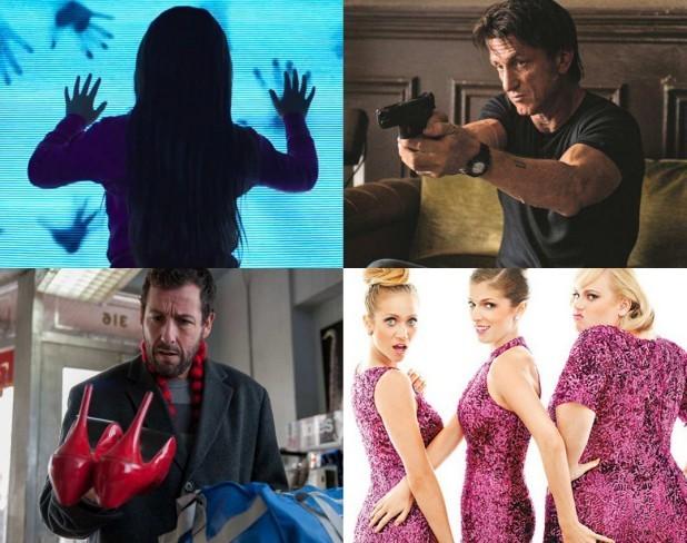 Imágenes de las películas que se estrenan hoy
