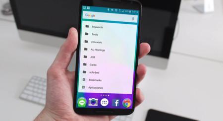 Chrome actualizará su widget con Material Design