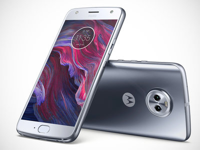 Moto X4: así es el nuevo smartphone de Motorola con cuerpo de cristal y resistencia al agua