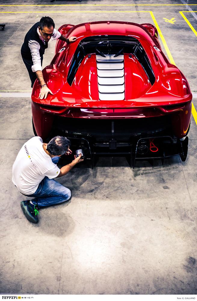 Foto de Ferrari P80/C (21/25)