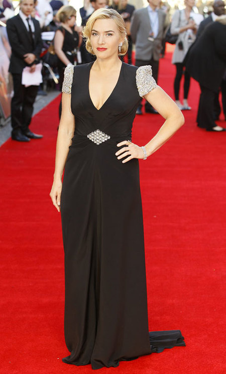 Kate Winslet vuelve a sobrevivir al Titanic