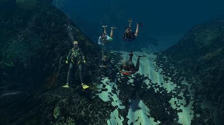 Ya puedes explorar el océano en World of Diving