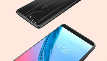 ZTE Blade V9: se filtra el primer móvil con pantalla 18:9 del fabricante chino