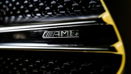 Mercedes-AMG A35 2019 teaser