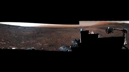 Curiosity nos envía desde Marte otro vídeo en 360º