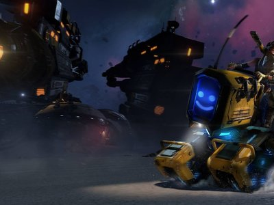 ReCore estará en la conferencia de Microsoft de la Gamescom: el núclebot T8-NK está al caer