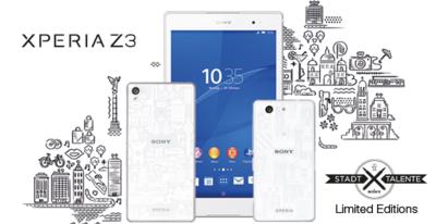 """Sony lanza edición """"cool"""" de sus dispositivos Z3"""