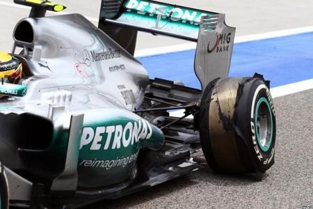 Los cambios en los neumáticos se hacen por razones de seguridad