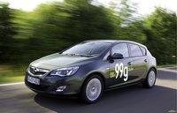 Opel Astra 1.7 CDTI ecoFLEX, 130 CV y 3,7 l/100 km